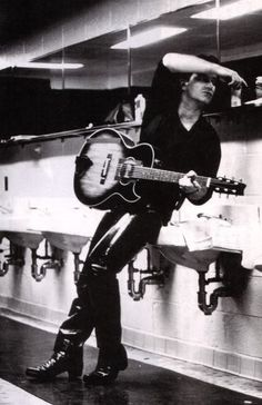 U2 ~ Bono, during the Achtung Baby era