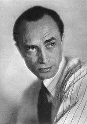 [BORN] Conrad Veidt: Hans Walter Conrad Veidt (22 January 1893 – 3 April 1943) #actor