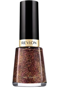 Revlon Fiery Temptress Collection Nail Enamel in Untamed, $6, available October 2015 at mass retailers.   - HarpersBAZAAR.com