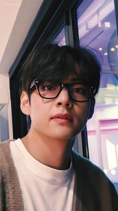 Bts Taehyung, Taehyung Photoshoot, Bts Jimin, Jungkook Glasses, Foto Bts, Kpop, J Hope Gif, V Bts Cute, V Bts Wallpaper