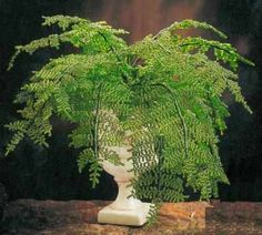 Fern Bead | biser.info - all about beads and bead work