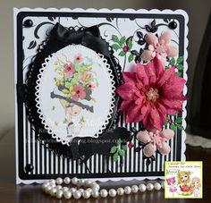 Kraftyscot - Handmade Crafts: New Julia Spiri Challenge #15