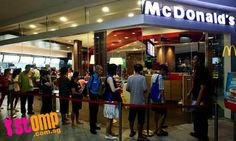 S'poreans queue up as early 5am for free Egg McMuffins