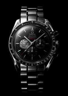 """Omega - Speedmaster Professional Moonwatch Apollo 11 """"40th Anniversary"""" LImited Edition"""