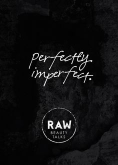 This is what I tell ALL my clients.  You are perfectly imperfect.  www.livingyouroptimallife.com#PerfectlyImperfect #Quote