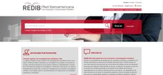 REDIB es una plataforma de agregación de contenidos científicos y académicos en formato electrónico producidos en el ámbito iberoamericano Wedges, Knowledge, Journals, Tips