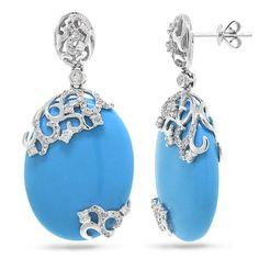 0.63ct Diamond and 27.98ct Composite Turquoise 14k White ... http://www.amazon.com/dp/B018VL6S4Q/ref=cm_sw_r_pi_dp_jbvuxb1NTJNSA