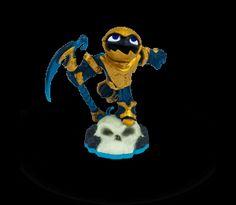 Skylanders Legendary Grim Creeper Character