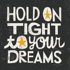 http://www.mullanillustration.com/handlettering/ #dream #dreambig
