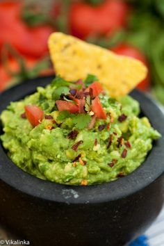 Perfect Guacamole for Lydia