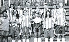The 1994 Women's Soccer Team!