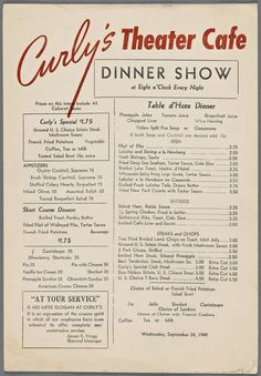 Image result for 1940s pizzeria