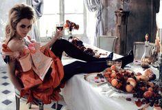 Emma Watson Vogue Italia   Emma Watson
