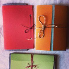Various Colors Mini Notebooks