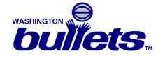 bullets basketball logos   THIS IS WHEN IT WAS A TEAM NOT A JOKE