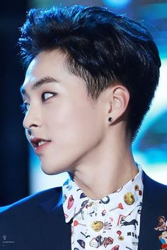 EXO XIUMIN, have mercy on me...