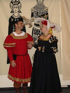 16th century German couple