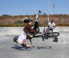 Bike Tricks Gone Wrong bloopers and stunts gone