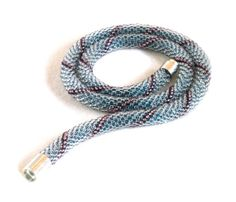 On the Ropes--And Lariats--And Bead Crochet by Marsha Millikin on Etsy