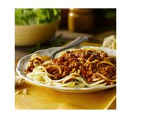 Here are our slow cooker recipe favourites. Enjoy our collection of wonderful and flavourful slow cooker recipes. Best Homemade Spaghetti Sauce, Slow Cooker Spaghetti Sauce, Sauce Spaghetti, Slow Cooker Recipes, Cooking Recipes, Healthy Recipes, Cambells Recipes, Easy Lettuce Wraps, Sauce Recipes
