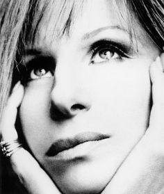 Barbra Streisand -- it doesn't get much closer, or more personal, than this. Don't be afraid to go macro for a much more dramatic impact.