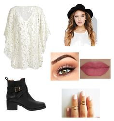 """""""❤️❤️❤️"""" by victoriamajors ❤ liked on Polyvore featuring Chicnova Fashion, Wet Seal, She's So and Carvela Kurt Geiger"""