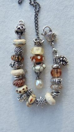 Sharing Trollbeads thoughts, collections, discussing new beads, ideas for future beads and a way to get together and chat. Gypsy Jewelry, Charm Jewelry, Beaded Jewelry, Beaded Necklace, Beaded Bracelets, Necklaces, Silver Charm Bracelet, Silver Charms, Troll Beads