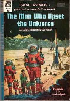 Another example of scifi theme. Look at the typesetting. The wording of the title. We could incorporate this into the typebook. ex: When Futura destroyed the Earth.  http://people.uncw.edu/smithms/Ace%20singles/sF-series/F-216.jpg