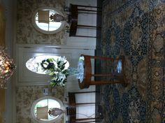 Kerman in Entryway