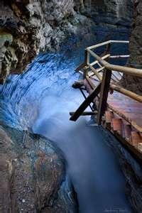 Raggaschlucht  Austria- Blue Corner by Andreas Resch