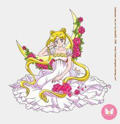 Sailor Moon Stars, Sailor Moon Usagi, Sailor Moon Crystal, Neo Queen Serenity, Princess Serenity, Moon Princess, Anime Princess, Princesa Serena, Fanart