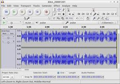 How to clean up recordings using Audacity
