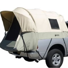 Collection of favored and popular Truck, Minivan and SUV, CUV Camping Tents. Have lots of fun with SUV Tent Camping by using an attachale truck tent from Sportz, Texsport, Coleman and other top rated brands. Truck Bed Tent, Truck Bed Camping, Best Tents For Camping, Family Camping, Camping Gear, Camping Hacks, Motorcycle Camping, Luxury Camping, Camping Trailers