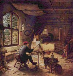Adriaen van Ostade 1610-1685