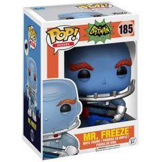 Batman Mr. Freeze Vinyl Figure 185 Figurine de collection Standard