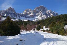 Sierra de la Partacua. Corona del Mallo, Peña Parda y Peña Telera