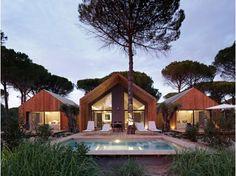 Sublime Comporta - Portugal. Photo of Two Bedroom Cabana Villa