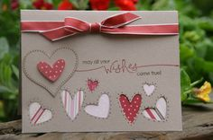 Heart To Heart by flicflac Mama - Cards and Paper Crafts at Splitcoaststampers