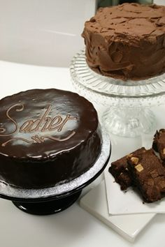 Baking with Chocolate – Mark Tilling