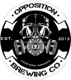 Opposition Brewing Company   Awesome beer in a cool little tasting room.