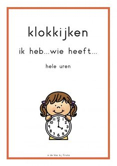 6 games to practice clock telling (full and half hours) - jufbijtje.nl - School - 6 games to practice clock telling (full and half hours) – jufbijtje. Educational Leadership, Educational Technology, Learning Quotes, Education Quotes, High School Counseling, Parenting Done Right, Mobile Learning, Primary Education, Teacher Quotes