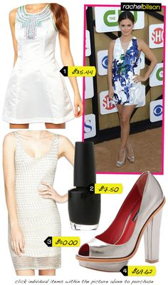 riches for rags: Celebrity Style: Rachel Bilson
