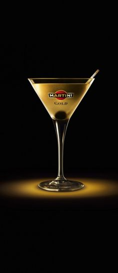 Martini Gold...LadyLuxuryDesigns