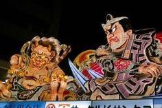 青森ねぶた祭り(Aomori nebuta fest)