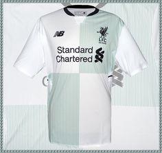 Liverpool FC andratröja 2017/18