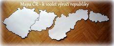 Celkem velká mapa ČR – výročí 100 let republiky – Družina EM Animal Print Rug, Decor, Decorating, Dekoration, Deco, Decorations, Deck, Decoration, Ornaments
