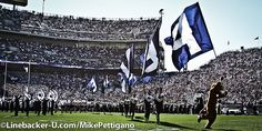 Forever I love you, PSU!  Don't care if I'm half a country away... my alma mater will always be in my heart!