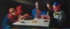 'Niños Ancianos' Jason Bard Yarmosky