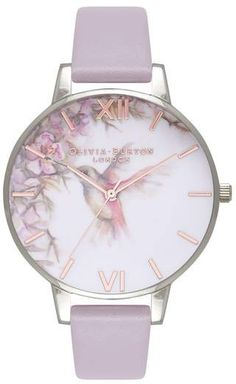 it is no secret how much watches like that can cost. Stylish Watches For Girls, Trendy Watches, Cute Watches, Elegant Watches, Beautiful Watches, Rose Gold Watches, Silver Watches, Jewelry Watches, Motif Floral