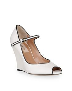 one of the greatest, most classic shoes I've ever seen - Valentino